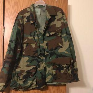 Jackets & Blazers - New Camo Jacket